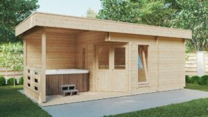 Sauna-Hytter